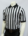 Smitty 100% Warpknit Polyester Short Sleeved Football Referee Shirt