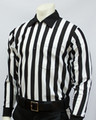 "1"" Stripes Smitty Polyester Long Sleeved Football Referee Shirt"