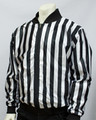 "1"" Striped Referee Jacket-Reversible to Black"