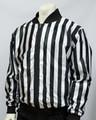 "1"" Striped Referee Jacket-Reversible to Black"