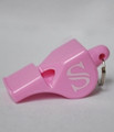 Pink Referee Whistle