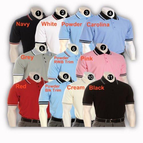 a6278c90e8fd Baseball Softball Umpire Shirts