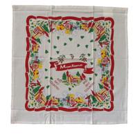 RWK Montana State Flour Sack Cotton Towel