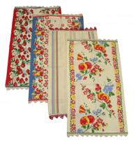 Moda Berries Jubilee Cotton Kitchen Towels, Set of 4
