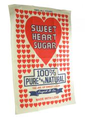 Moda Sweetheart Sugar Cotton Kitchen Towel