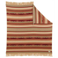 Pendleton Old Hickory Santa Fe Wool Throw Blanket