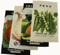 Moda Home Sprouts Seed Co. Cotton Dish Towels, set of 4