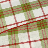 Sebastien & Groome French Plaid Tablecloth or Napkin Set