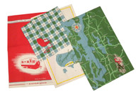 Moda Great Outdoors Kitchen Dish Towels, Set of 4