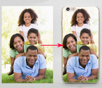 Clear iPhone Case Personalized With Your Own Image