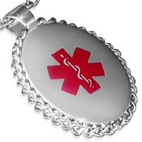 Medical ID pendant
