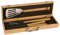 Personalized Barbecue (BBQ) Tool Set