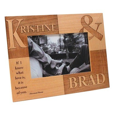Personalized Picture Frame 5 X 7 Forevergifts Com