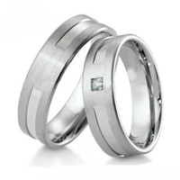 Quality Stainless Steel Comfort fit Band Set