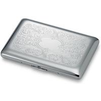 Floral Design 6 Compartment Card Case