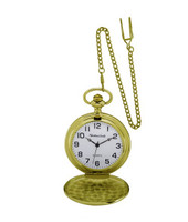 Personalized Quality Gold Color Pocket Watch
