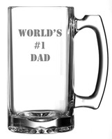 Personalized 27oz Beer Mug Groomsman/ Wedding Favors