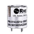 RAE SYSTEMS SENSOR 014-0216-000