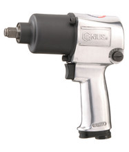 "Genius Tools 1/2"" Drive 450 Ft-Lbs / 610 Nm Air Impact Wrench 400450"