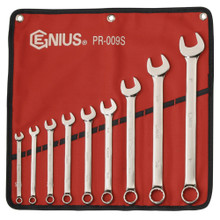 Genius Tools SAE Combination Wrench 9 Pc Set PR-009S