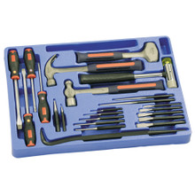 Genius Tools Master Striking Tool 23 Pcs Set MS-023