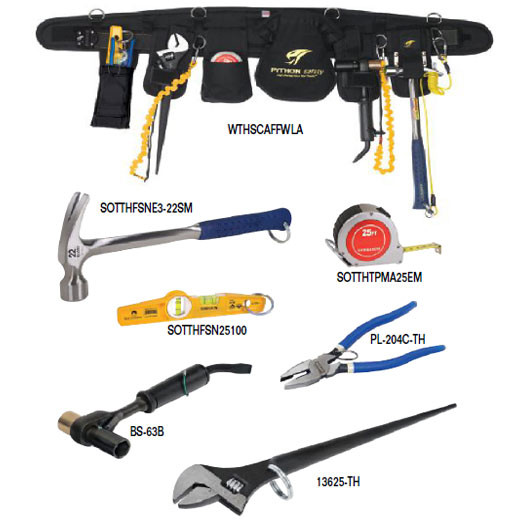 Williams Tools USA Tools@Height Scaffold Building Kits 4