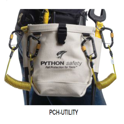 Python Tools Tools@ Height Utility Pouch PCH-UTILITY - ML Tools