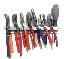 iTsUSApro 8 Tool Pliers Organizer | Wall Mount Tool Holder | Made in USA