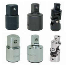 "Williams Tools USA 3/4"" Drive Universal Joints and Adapters 6 Sizes Available"