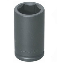 "Williams Tools SAE 1"" Drive 6 Point 13/16"" Square / 1-1/2"" Hex Budd Wheel Socket: 17-648BW"