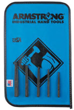 Armstrong USA Tools 5-piece Screw Extractor Set 70-970