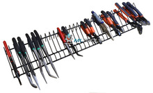 MLTOOLS® Pliers Cutters Organizer Rack Holder Holds 32 Pliers / Cutters