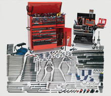 Williams, Bahco & CDI 1390 Piece Mammoth Complete Tool Set WSC-1390TB