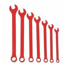 Williams Tools SAE Red Supercombo Combination Wrench Set WS-1170RSC