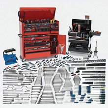 Williams, Bahco & CDI 960 Piece Mega Complete Tools Set WSC-960TB