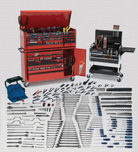 Williams, Bahco & CDI 680 Piece Maxxum Complete Tool Set WSC-680TB
