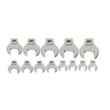 "Williams Tools SAE 3/8"" Drive Crowfoot Wrench, Open End Set"
