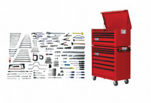 Bahco & Williams 277 Piece Advanced Maintenance Service Set W/ Tool WSC-277TB