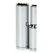 "Williams Tools Metric 1/2"" Drive Deep 12 Point Sockets 25 Sizes Available ( From 9MM to 36MM)"