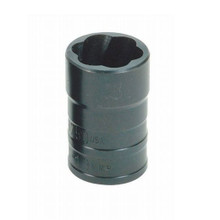 "Williams Tools USA SAE & Metric 1/2"" Drive Turbosocket Salvage / Damaged FastenerSockets 12 Sizes Available ( From 3/4"" / 14MM to 1""/ 21MM)"
