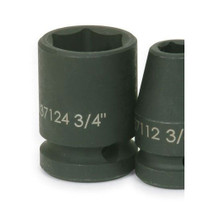 "Williams Tools SAE 1/2"" Drive Shallow Impact 6 Point Sockets 19 Sizes Available ( From 3/8"" to 1-1/2"")"