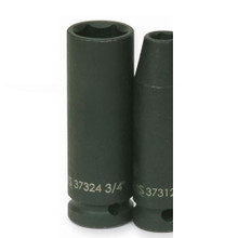 "Williams Tools SAE 1/2"" Drive Deep Impact 6 Point Sockets 19 Sizes Available ( From 3/8"" to 1-1/2"")"