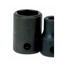 """Williams Tools USA Metric 1/2"""" Drive Shallow Impact 6 Point Sockets 23 Sizes Available ( From 10MM to 36MM)"""