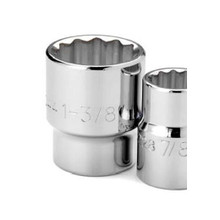 "Williams Tools SAE 3/4"" Drive Shallow 12 Point Sockets 16 Sizes Available ( From 7/8"" to 2"")"
