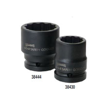 "Williams Tools SAE 3/4"" Drive Shallow Impact 12 Point Sockets 26 Sizes Available ( From 5/8"" to 2-3/8"")"