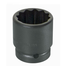 "Williams Tools SAE 1"" Drive Shallow Impact 12 Point Sockets 32 Sizes Available ( From 5/8"" to 3"")"
