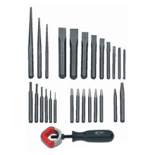Williams Tools USA Punch & Chisel 27-Pc Set PC-27