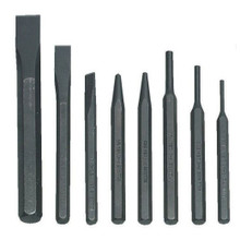 Williams Tools USA Punch & Chisel 8-Pc Set PC-8