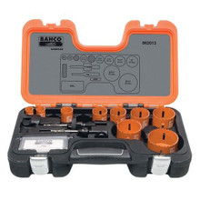 Bahco Tools Holesaw Set 13-Pcs 862013