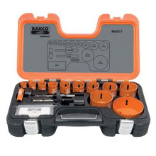 Bahco Tools Holesaw Set 17-Pcs 862017